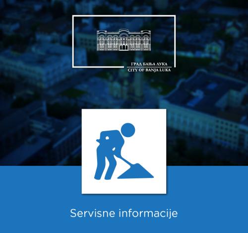 Servisne informacije