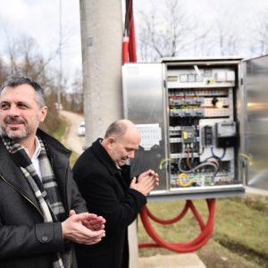 Пуштена у функцију новоизграђена трафо-станица у Боровцима