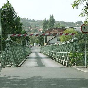 Догодине изградња Зеленог моста