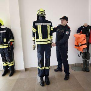 Промоција нових униформи бањалучких ватрогасаца
