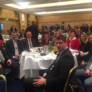Градоначелник Радојичић на конференцији у Бечу