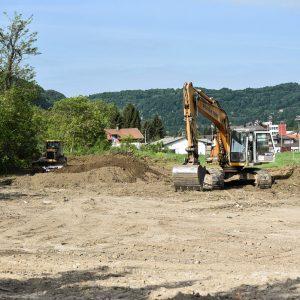 Наставља се изградња дијела Источног транзита, уклоњени објекти на траси