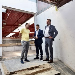 Након више од четири деценије, Бања Лука добија нову спортску дворану