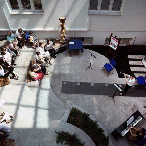 И овај четвртак концерт у атријуму Градске управе