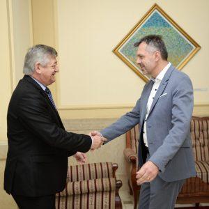 Сусрет градоначелника Бање Луке и Бијељине