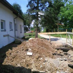 Почела доградња школског објекта у Чесми