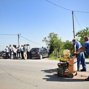 Ускоро почетак градње канализације у Косте Јарића