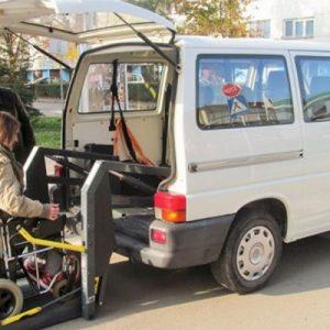 Побољшана услуга такси превоза за лица са инвалидитетом