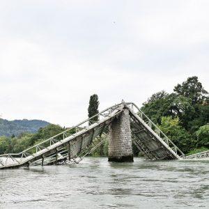 Почело уклањање Зеленог моста, градња новог средином јула
