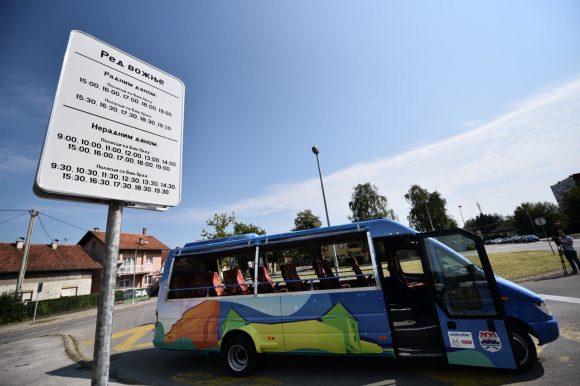 Evropska sedmica mobilnosti: Za vikend besplatan prevoz do Banj brda i filmsko veče