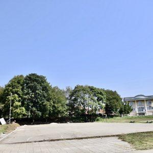 Почела реконструкција спортских терена у Парку Младен Стојановић
