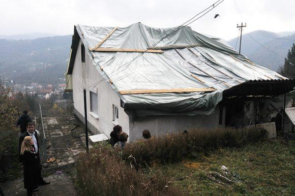 Помоћ за породицу Јованке Тепић