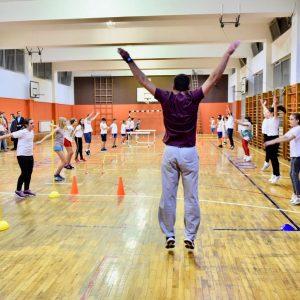 Спортске секције поново у школама: Позив професорима физичког васпитања
