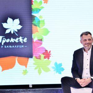 """Радојичић: """"Прољеће у Бањалуци"""" као нови градски бренд"""