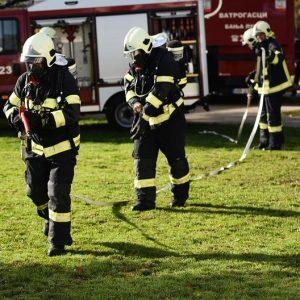Ватрогасна бригада: За дан 15 интервенција због паљења ниског растиња