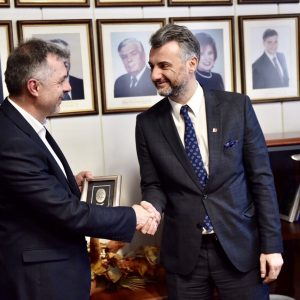 Сарајево ће подржати Бању Луку за Европску престоницу културе