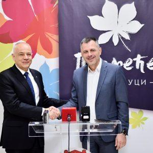 Договорено проширење сарадње Бање Луке и Београда