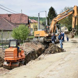 Радови вриједни милион КМ: Добар темпо у градњи пута кроз Шарговац