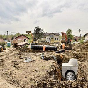 """""""Бања Лука се гради"""": Интензивни радови на градњи пута према Мотикама"""