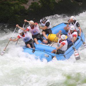 Banja Luka domaćin Evropskog prvenstva u raftingu