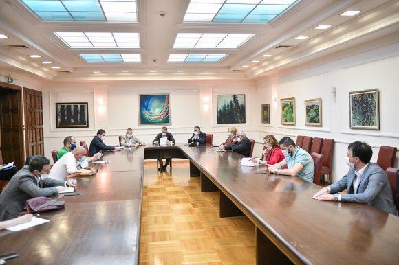 Сједница Скупштине  града заказана за 24. јуни