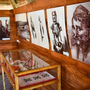 55. Кочићев збор: Отворена изложба Кочићевих фотографија и ликовних приказа његових јунака