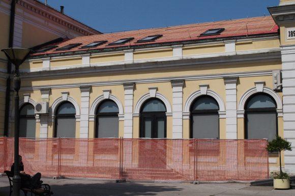 Sanacija krova Muzeja savremene umjetnosti