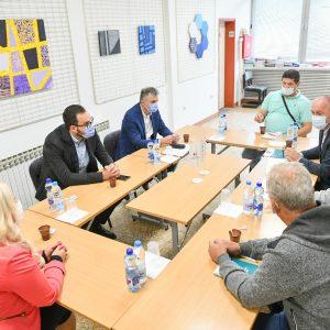 Радојичић: Подршка за пројекте УДАС-а