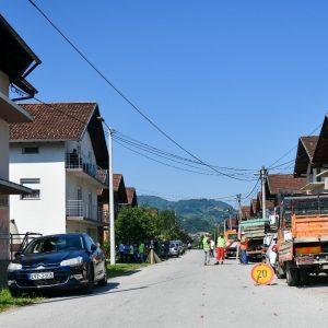 Врбања: Канализација за више улица