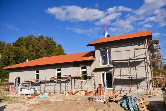 Горња Пискавица: Друштвени дом ускоро у функцији