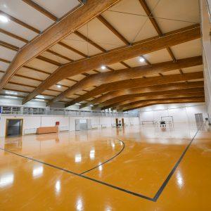 Старчевица: Отворена нова спортска дворана