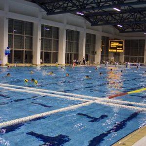 ГОБ и током празника отворен за тренинге пливачких и ватерполо клубова