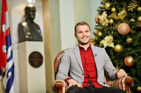 Градоначелник честитао православну Нову годину