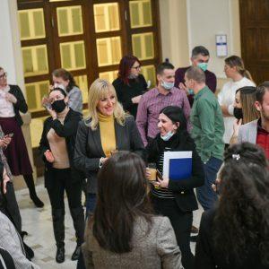 """""""Срећни часови"""" у Градској управи"""