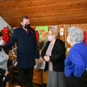 Градоначелник посјетио Коло српских сестара