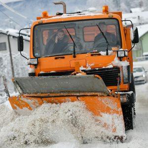 Градоначелник Станивуковић на терену са зимском службом