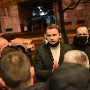 Одржао дату ријеч: Градоначелник саслушао проблеме грађана