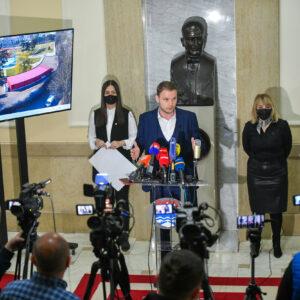 """Градоначелник представио други извјештај """"Тима за ревизију"""""""