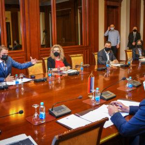 Први сусрет Станивуковића и Вишковића: Разговор о пројектима важним за Бању Луку