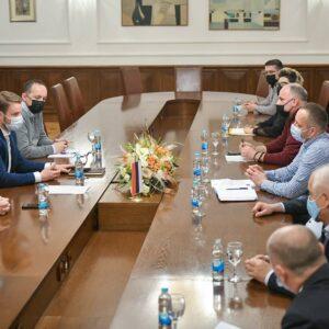 """Састанак градоначелника са представницима """"Хореке"""""""