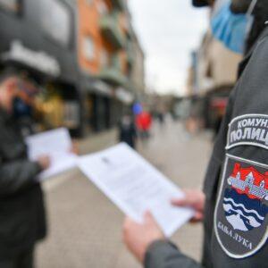 Инспектори у марту донијели близу 4.000 рјешења о кућној изолацији