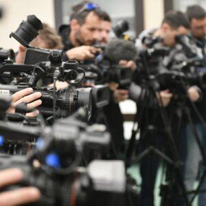 Обавјештење за медије у вези са акредитацијама