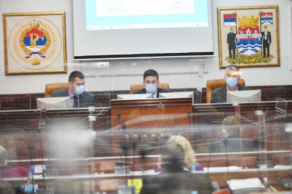 Скупштина Града о буџету на ванредној сједници