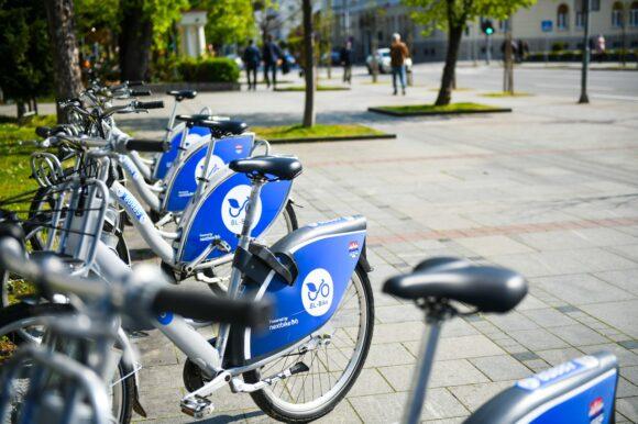 Nakon zimske pauze: Bicikli ponovo na ulicama