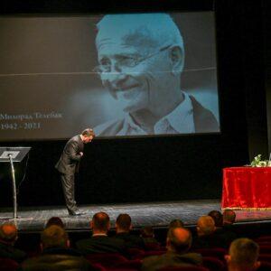 Одржана комеморација поводом смрти Милорада Телебака