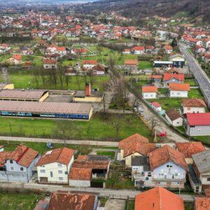 "Врбања: Нова столарија за школу ""Станко Ракита"""