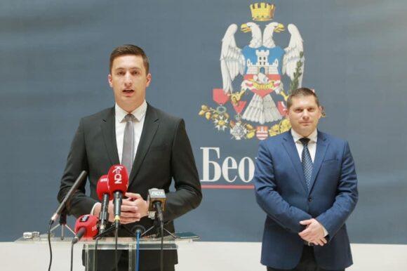 Прва званична посјета Београду: Предсједник Илић састао се са Дачићем и Никодијевићем