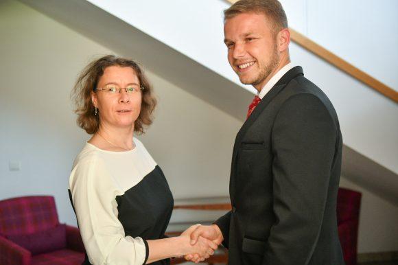 Градоначелник разговарао са савјетницом предсједника Француске