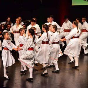 Смотра дјечијих фолклорних секција у недјељу у Пискавици