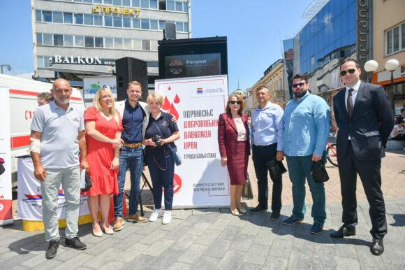 Бања Лука обиљежила Свјетски дан добровољних давалаца крви